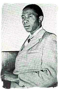 "HIE Dhlomo, who wrote the poem <i>""The Valley of a Thousand Hills""</i> in 1941 - South African Literature"