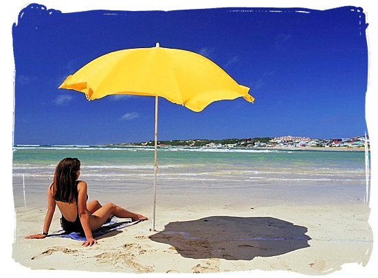 Lazy summer days on one of the Cape Town beaches - Beaches of Cape Town South Africa, Best South African Beaches