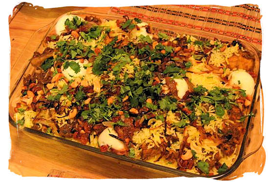 Biryani - Indian Cuisine in South Africa, Indian Food Images