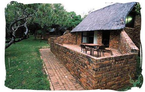 Berg en Dal Rest Camp, Kruger National Park, South Africa - Bungalow accommodation at the Camp