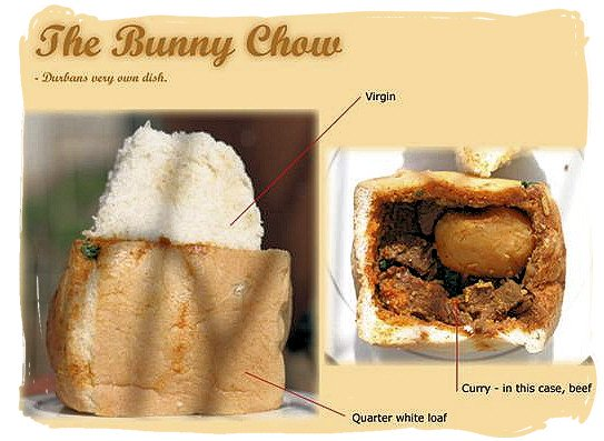 Bunny Chow - South African food adventure, South Africa food safari