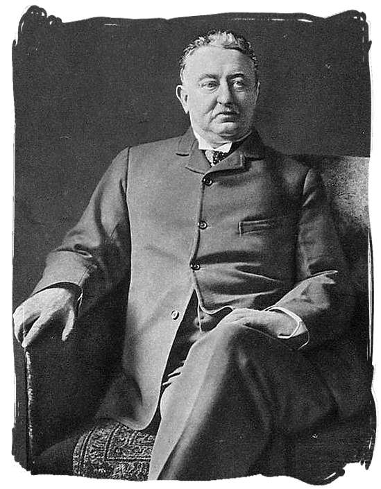 Cecil John Rhodes (1853 – 1902) - Anglo Boer War in South Africa