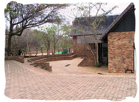 Berg en Dal Rest Camp, Kruger National Park, South Africa - Conference centre at the Camp