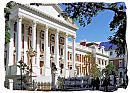 Houses of parliament in Cape Town