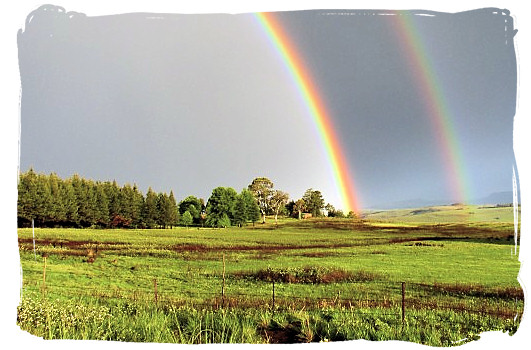 Rainbows over the Highveld - Johannesburg Weather Forecast and Conditions