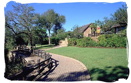 Family Cottages at Berg-en-Dal camp - Kruger National Park accommodation