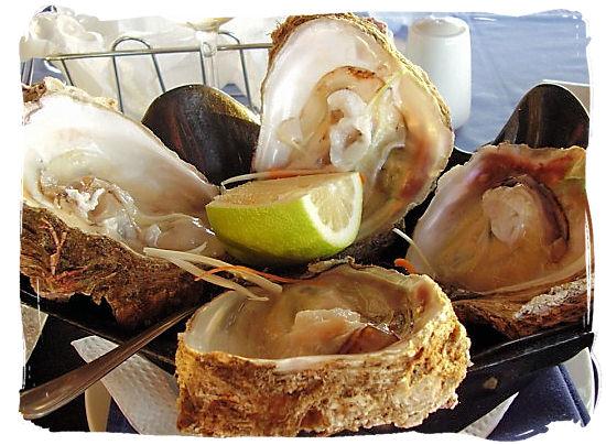 Gauteng's largest fresh oyster festival in Johannesburg south africa