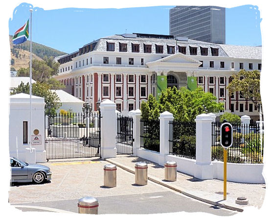 The House of Parliament in Cape Town - City of Cape Town South Africa, Tours and Travel Guides