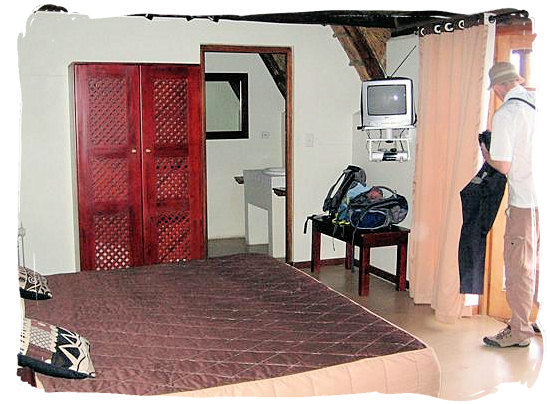 Inside of a Chalet - Addo Elephant Park accommodation
