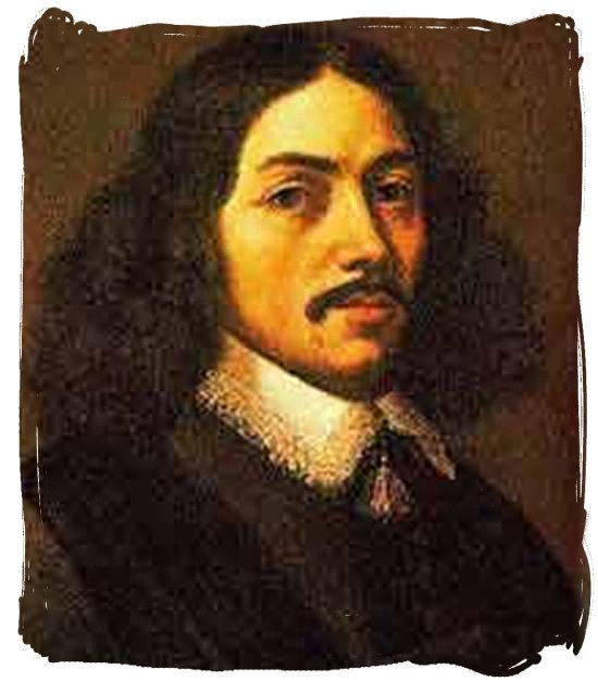 Portrait painting of Jan van Riebeeck