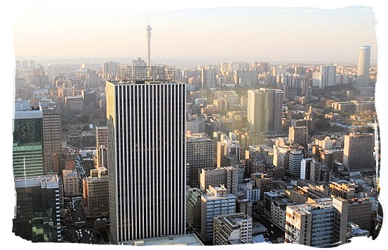 Early morning in Johannesburg on a cold and clear winter day - Johannesburg Weather Forecast and Conditions