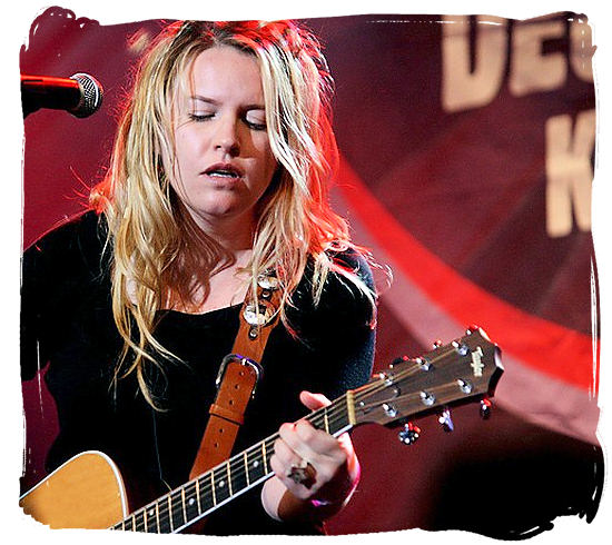 Karen Zoid - South African Music, a Fusion of South Africa Music Cultures