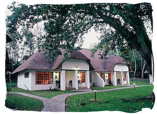 Great chalet accommodation at the Knysna Hollow Country Estate - Knysna Holiday Accommodation, Knysna Hotel Accommodation