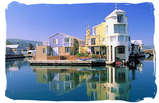 Part of the Knysna Waterfront - Knysna Holiday Accommodation, Knysna Hotel Accommodation