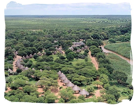 Letaba, one of the main rest camps in the Kruger National Park