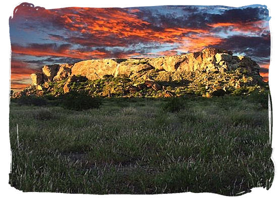 Mapungubwe Hill, home of the royalty of a lost civilisation