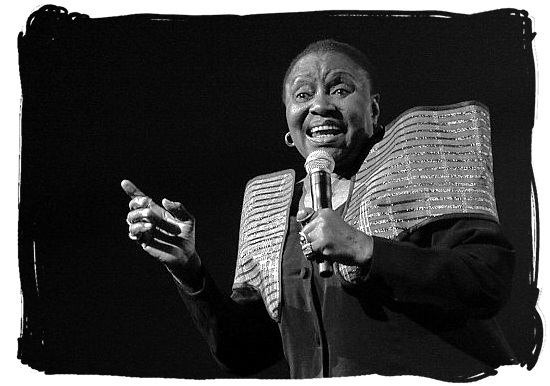 Miriam Makeba - South African Music, a Fusion of South Africa Music Cultures