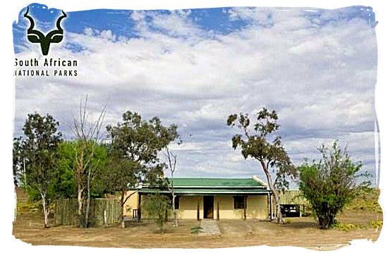 Paulshoek Cottage - Tankwa Karoo National Park, National Parks in South Africa