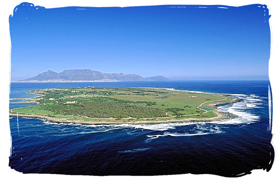Robben island, it was here that former South African president Nelson Mandela for most of his 27 years as political prisoner - Museums in South Africa