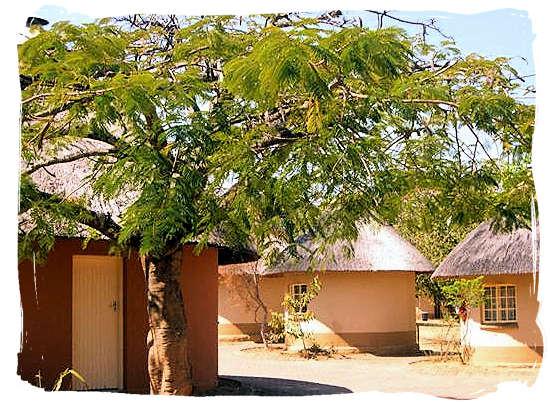 Basic Hut accommodation in the Pretoriuskop rest camp