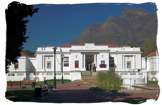 The South African National Gallery in Cape Town houses some of the most beautiful collections of South African, African, British, French, Dutch and Flemish art in the country - Western Cape Museums in South Africa