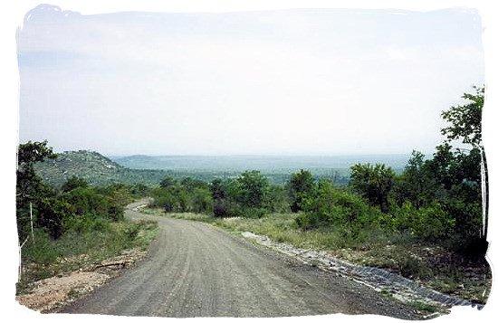 Berg en Dal Rest Camp, Kruger National Park, South Africa - Scenery around the Camp