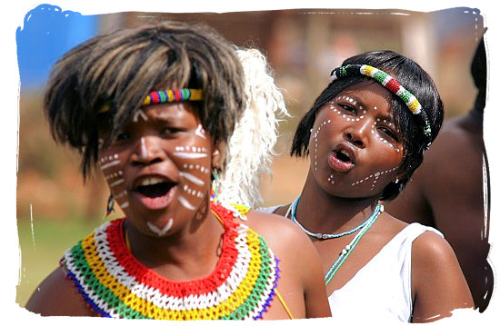 Singing and dancing, an important part of the Xhosa culture - Xhosa Tribe, Xhosa Language and Xhosa Culture in South Africa