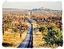 Provincial road in Limpopo province