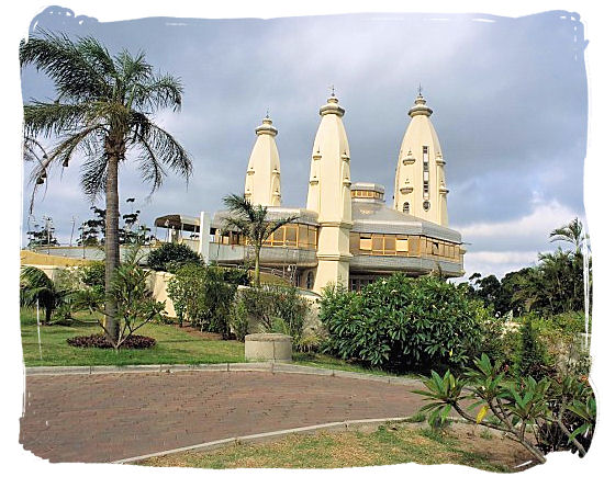 Sri Sri Radhanath Temple of Understanding in Chatworths Durban - South Africa religion overview, South African religions