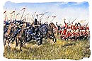 The 17th Lancers on the charge