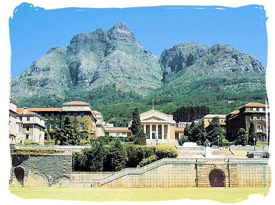 The University of Cape Town - Study Abroad in South Africa, South African Universities, Education