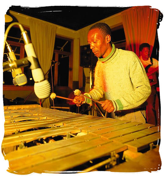 The Xylophone is brought to life - South African Music, a Fusion of South Africa Music Cultures